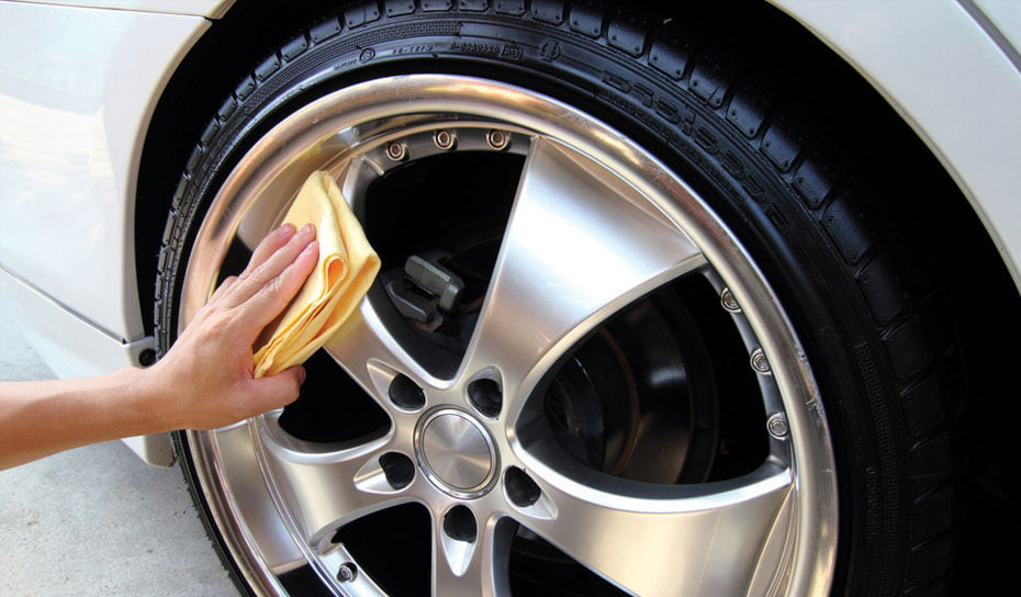 Choosing the right wheels and tires